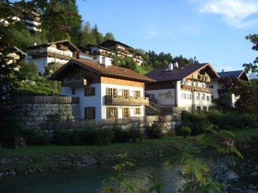 River Ache, Berchtesgaden