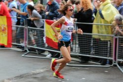 Ryoko Kizaki, Japan. Women's Olympic Marathon, 2012