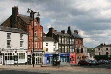 St. John's Square, Burslem, Stoke-on-Trent