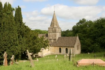 St. Kenelm's Church, Sapperton