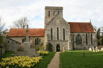 St. Mary and St. Melor Church, Amesbury