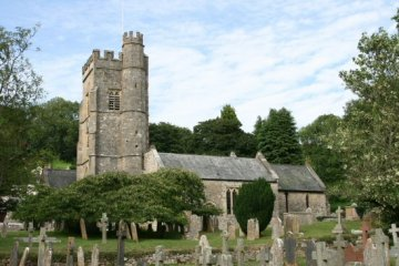 St. Mary and St. Peter Church, Salcombe Regis, near Sidmouth