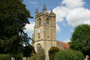 St. Mary's Church, Chiddingstone