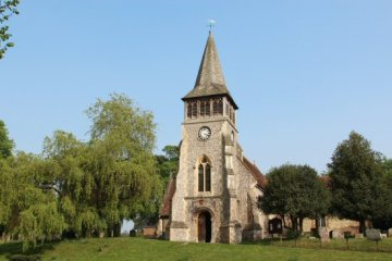St. Nicholas Church, Wickham