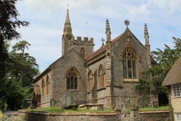 St. Osmund's Church, Evershot
