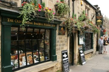 The Old Original Bakewell Pudding Shop, Bakewell