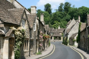 The Street, Castle Combe