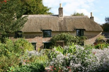 Thomas Hardy's Cottage, Higher Bockhampton