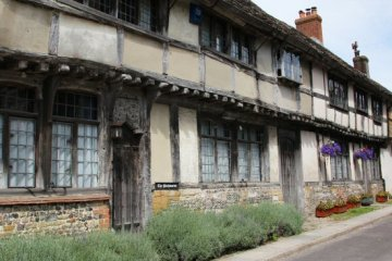Tudor Houses, Abbey Street, Cerne Abbas