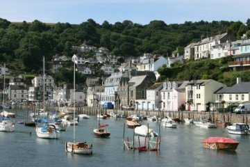 West Looe and Harbour, Looe