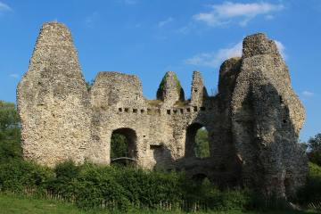 Odiham Castle, North Warnborough, near Odiham