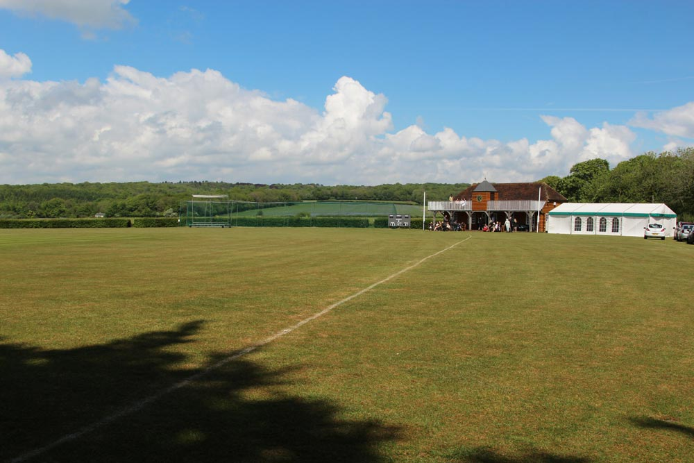 Broadhalfpenny Brigands Cricket Club, Broadhalfpenny Down, Hambledon