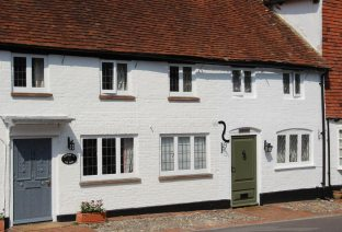 Cottage In The Bury and Little Haven, The Bury, Odiham