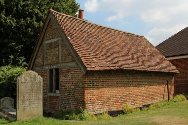 Pest House, or Plague House, All Saints Churchyard, Odiham