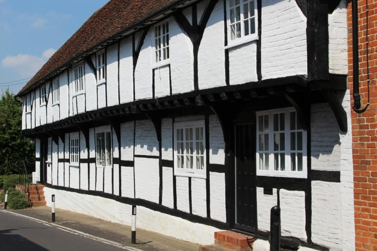Tudor Cottages, King Street, Odiham