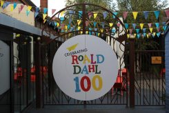 Wonka Gates, The Roald Dahl Museum and Story Centre, Great Missenden