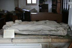 Aldworth Giant, Lady Isabella de la Beche, St. Mary's Church, Aldworth