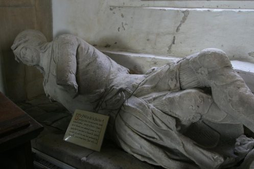 Aldworth Giant, Sir Philip de la Beche, son of John, St. Mary's Church, Aldworth