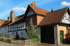 Cottages, Yattendon