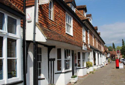 High Street, Biddenden