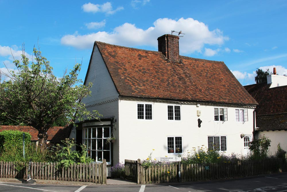 The Pantry, The Square, Yattendon