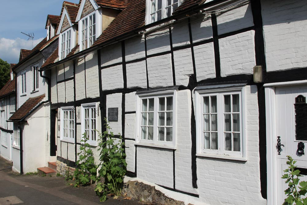 Cottages, Pound Street, Wendover