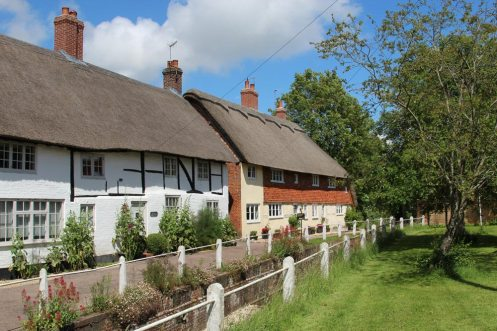 Hockley Cottage and Brook Cottages, East Meon