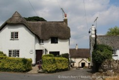 Chapel Cottage, North Bovey, Dartmoor