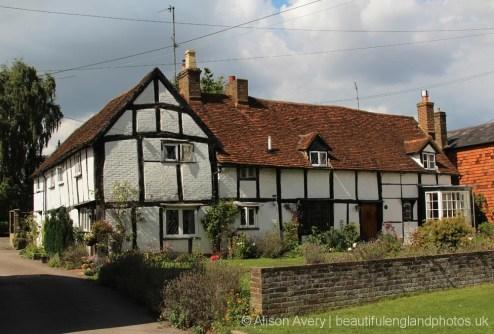 Cobwebs Cottage, Folly Cottage and Rose Cottage, Stocks Road, Aldbury