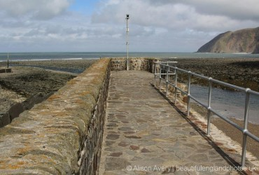 Harbour Wall, Lynmouth