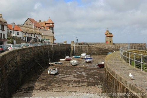 Lynmouth Harbour, Lynmouth