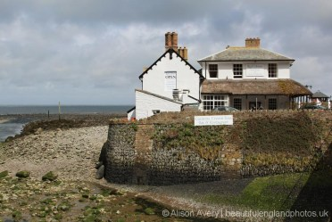 Rock House Guest House and Restaurant, Lynmouth