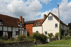 Rose Cottage and Lace Cottage, Stocks Road, Aldbury