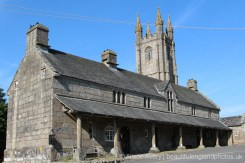 Sexton's Cottage and The Church House, Widecombe-in-the-Moor