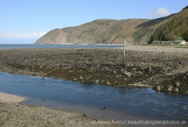 Sillery Sands, Lynmouth
