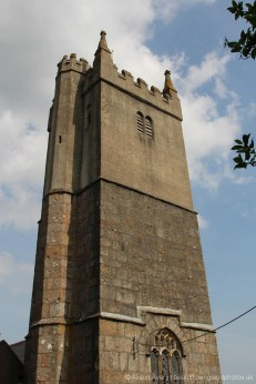 St. John the Baptist Church Tower, North Bovey, Dartmoor