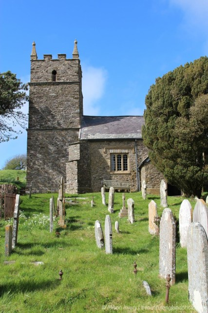 St. John the Evangelist Church, Countisbury