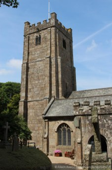 St. Michael's Church, Chagford