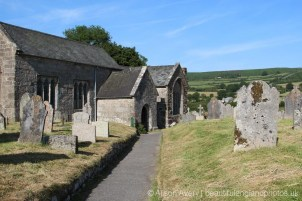 St. Pancras Church, Cathedral of the Moor, Widecombe-in-the-Moor