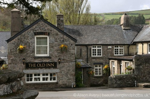 The Old Inn, Widecombe-in-the-Moor