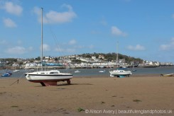 Yachts, Instow Beach, Instow
