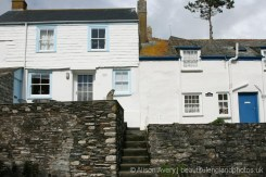 Eastcliffe cottage and The Pebble cottage, Port Isaac