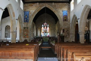 Nave and Chancel, St. Margaret's Church, Horsmonden