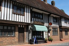 Post Office, The Old Palace, High Street, Brenchley