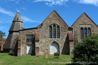 St. Augustine's Church, Brookland, Romney Marsh