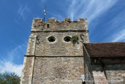St. Peter and St. Paul Church tower, Appledore