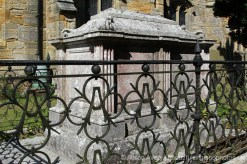 The Austen Family Tomb, St. Margaret's Churchyard, Horsmonden