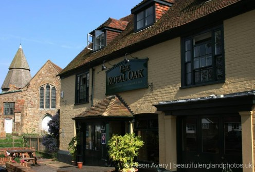 The Royal Oak, Brookland, Romney Marsh