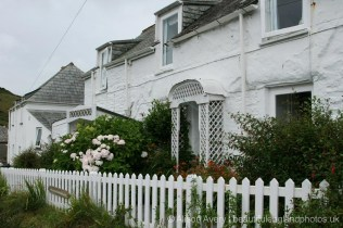 The White House, Roscarrock Hill, Port Isaac