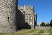 Salisbury Tower and King Henry VIII Gateway, Windsor Castle, Windsor